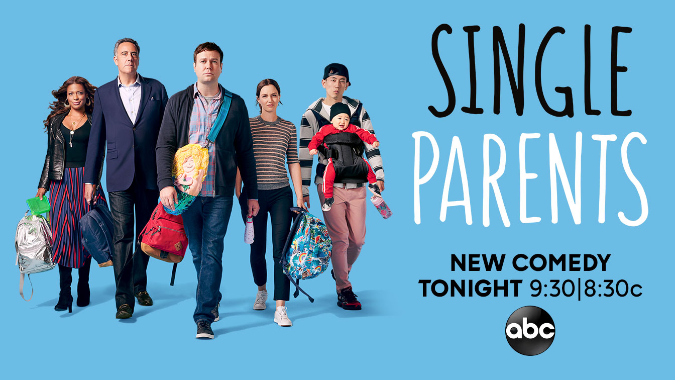 Single Parents, A New Comedy From ABC