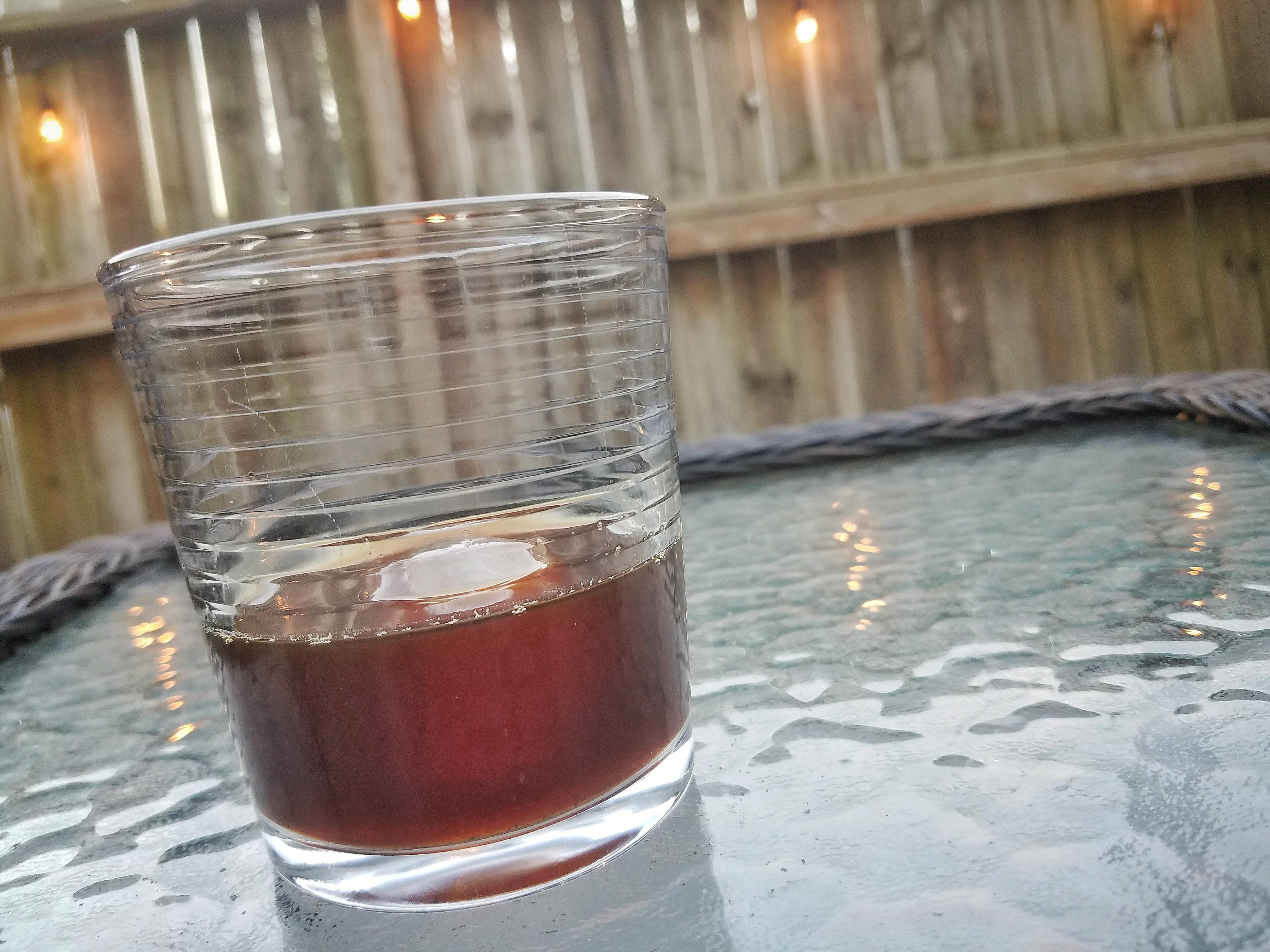 Espresso Mixer - Bourbon