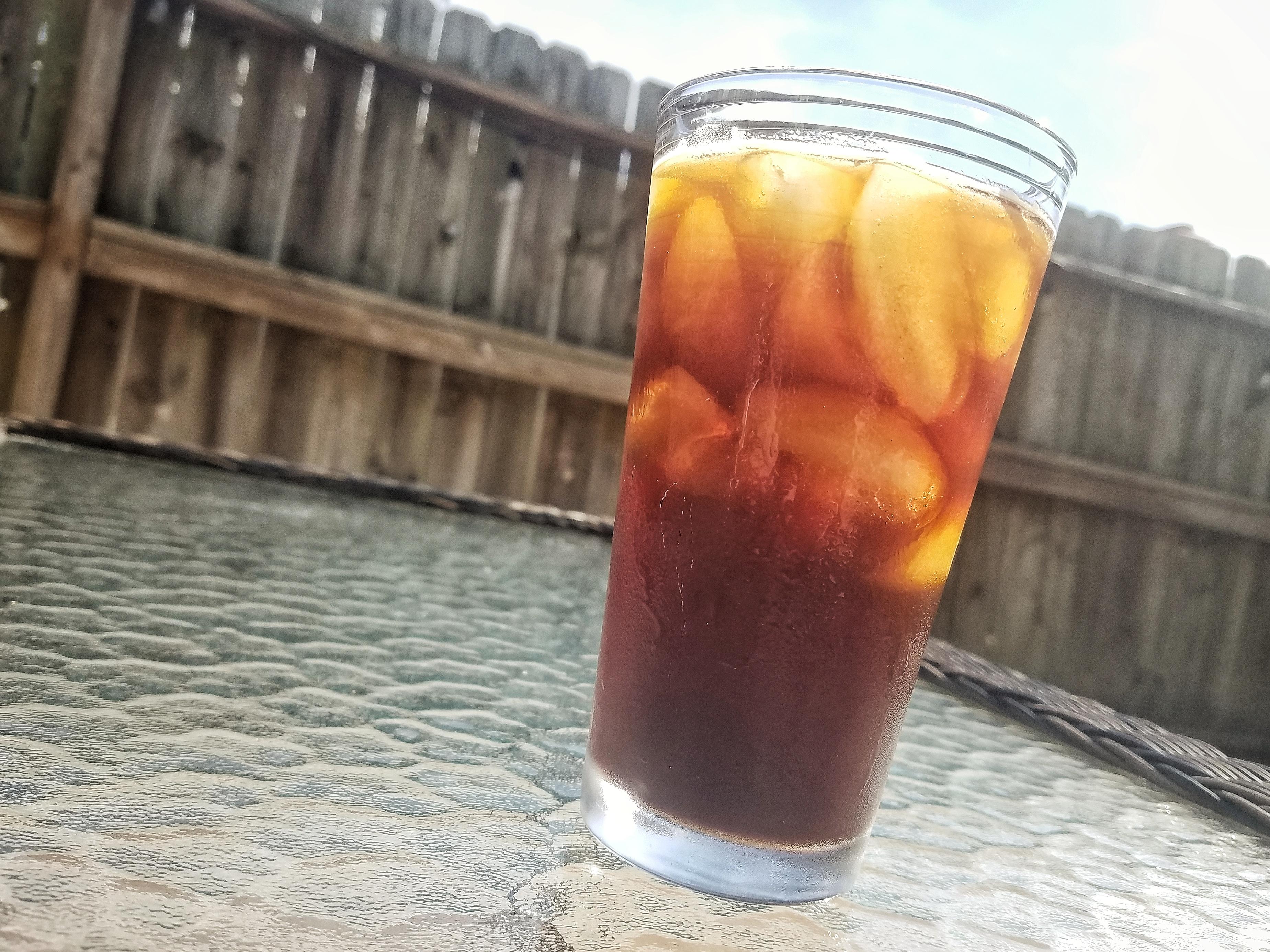 Espresso Mixer - Iced Tea