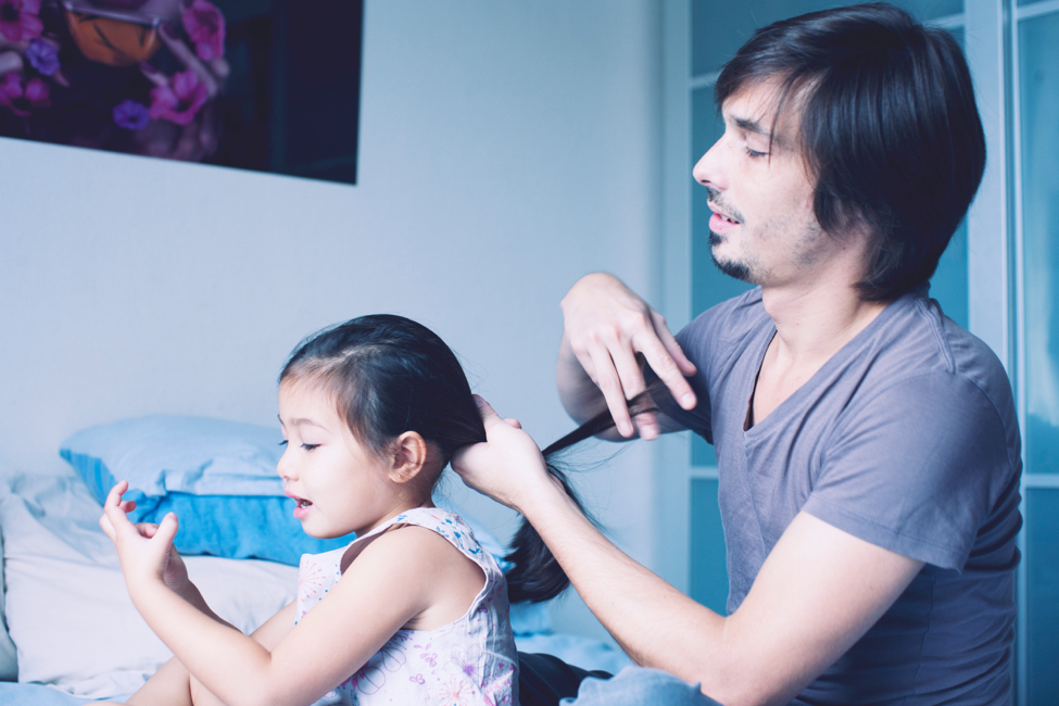 Ask The Dad: Unwanted Kid Grooming Tips