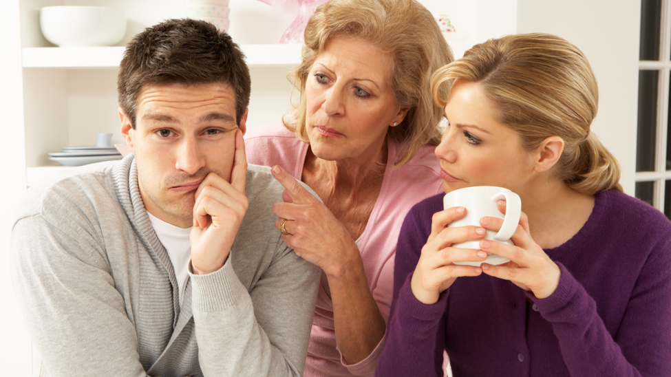 Ask The Dad: Standing Up To Your Mother-In-Law