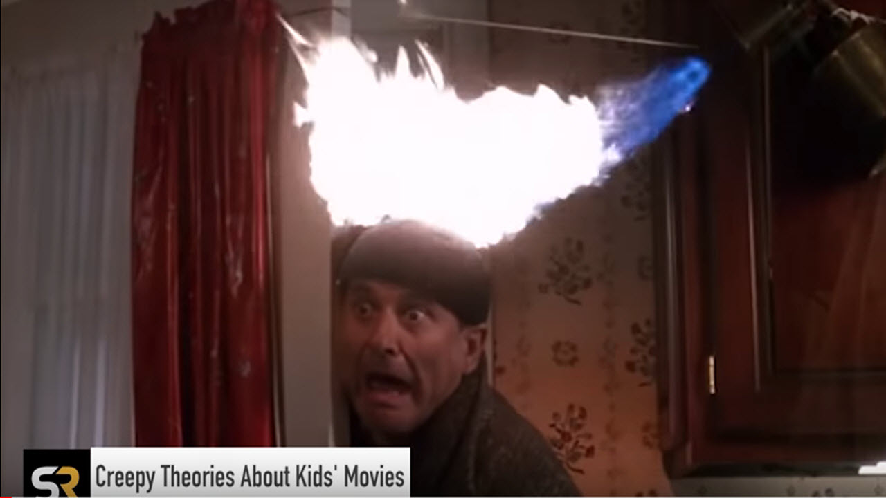 These Creepy Theories Will Make You Question Your Favorite Kids' Movies