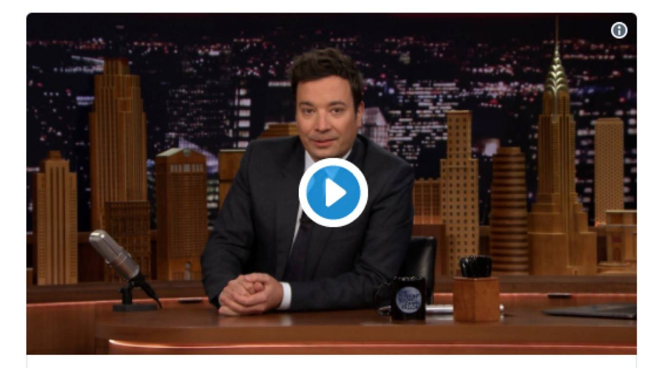 Jimmy Fallon Gets Emotional During Tribute To His Late Mom