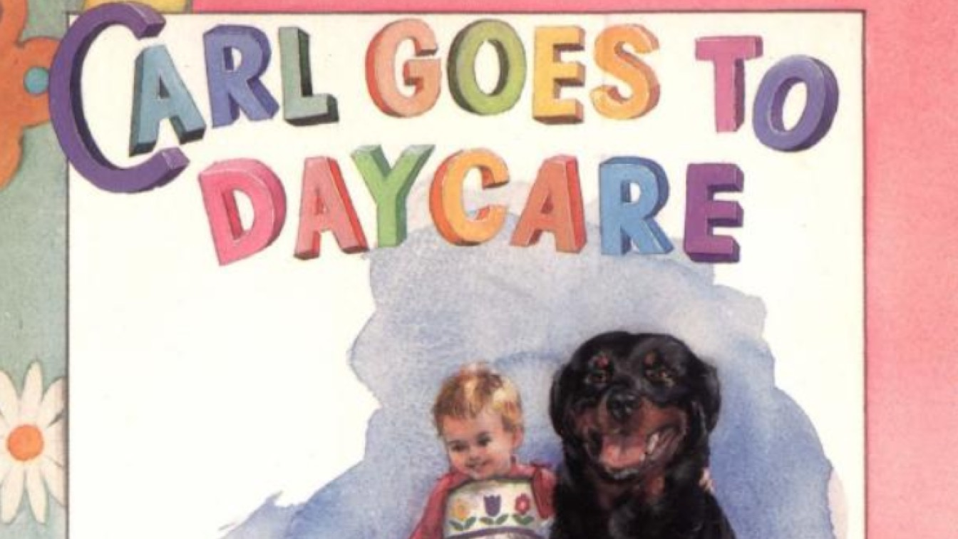 """A Parent's Perspective: """"Carl Goes To Daycare"""""""