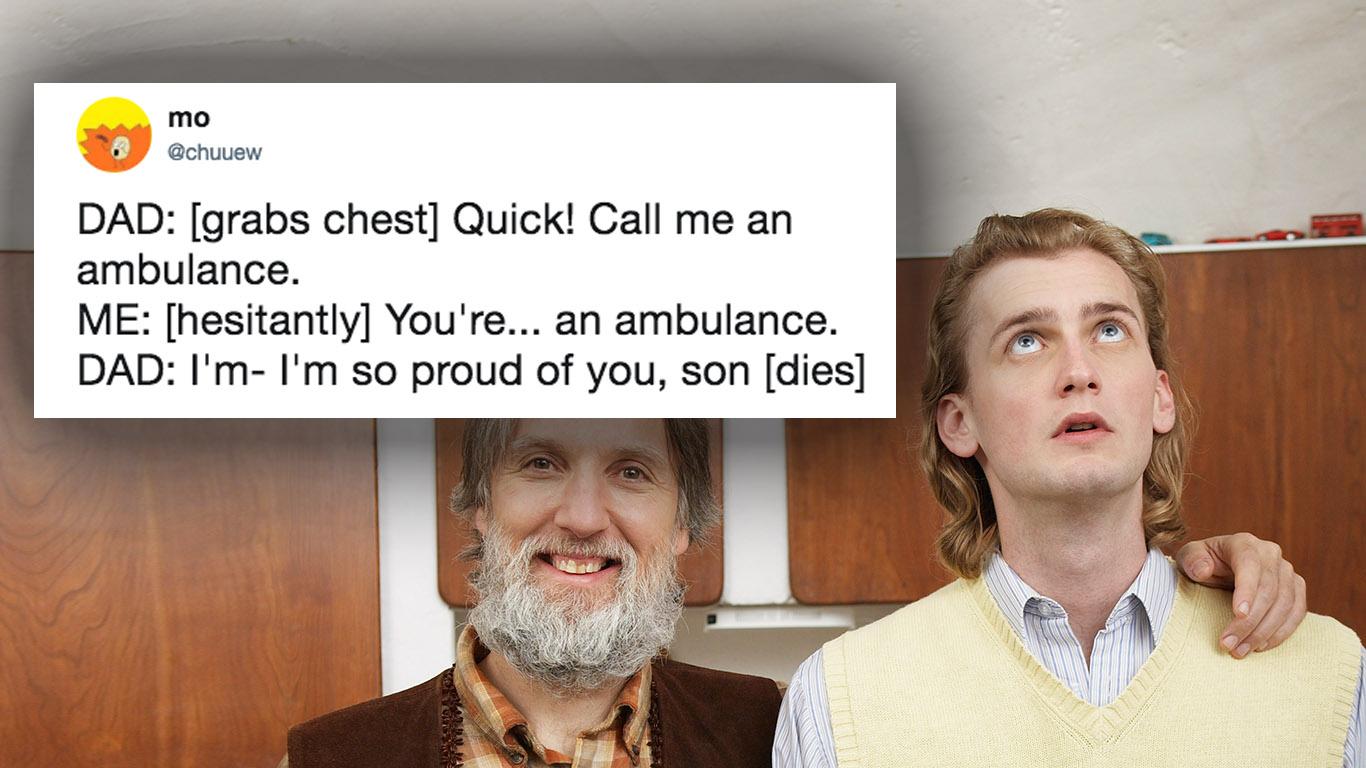 In Defense of the Dad Joke