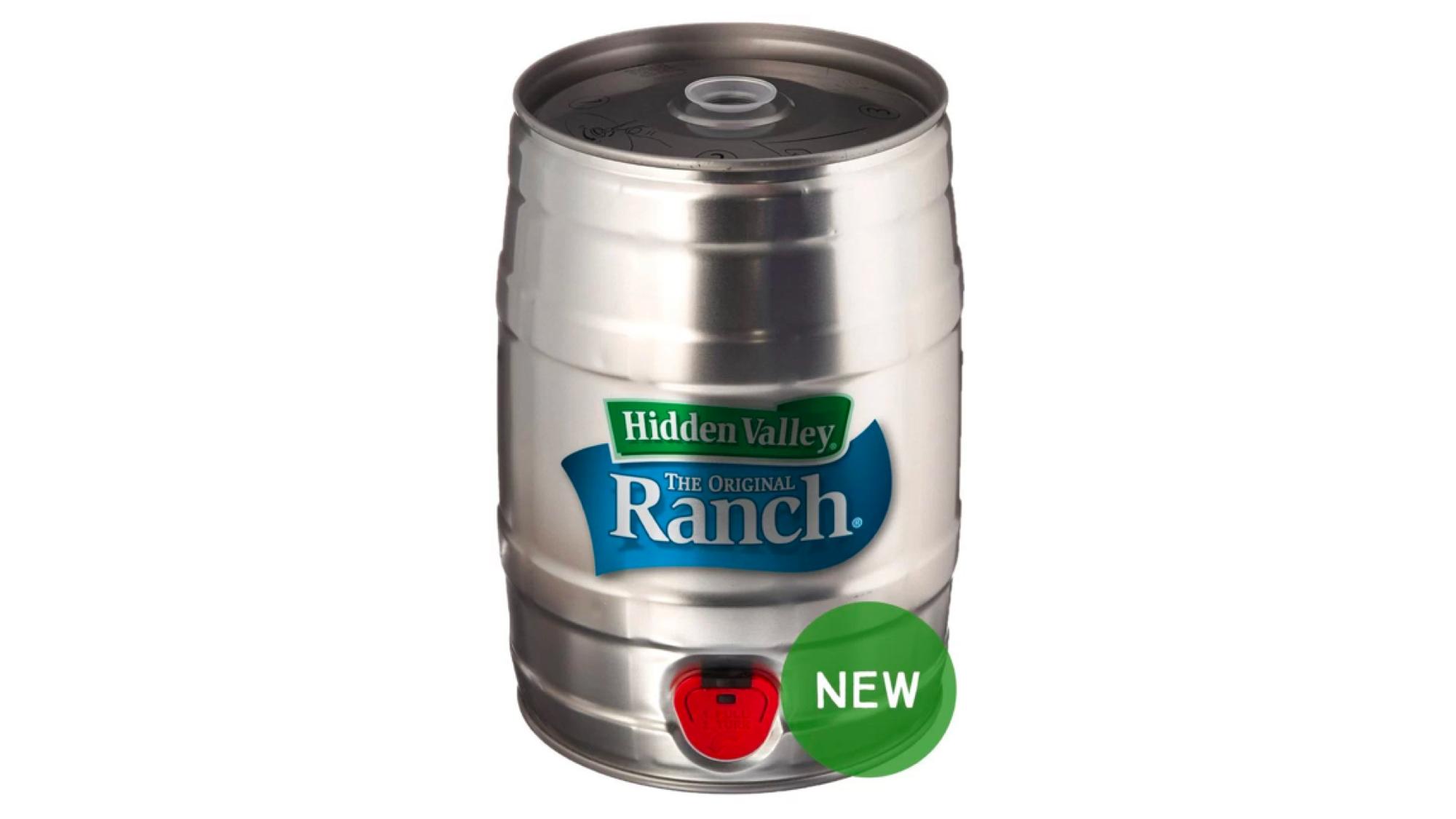 Keg of Ranch