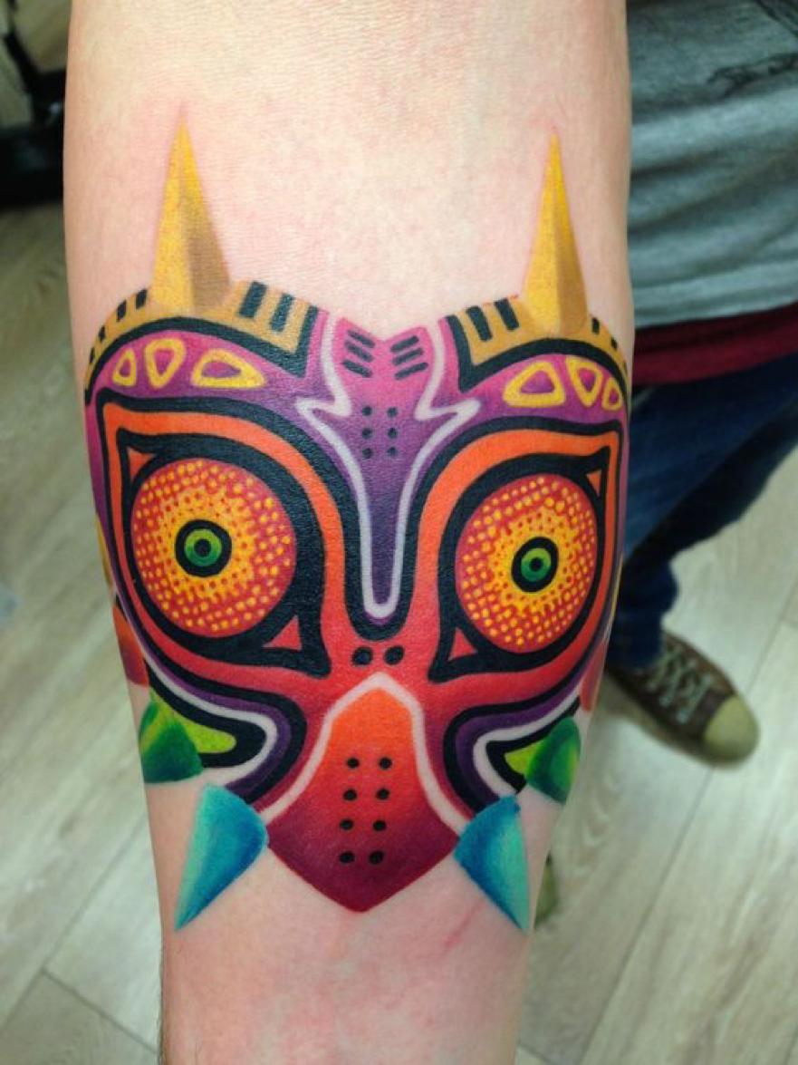 Luis Avilés, CNX Tattoo, Berlin GER