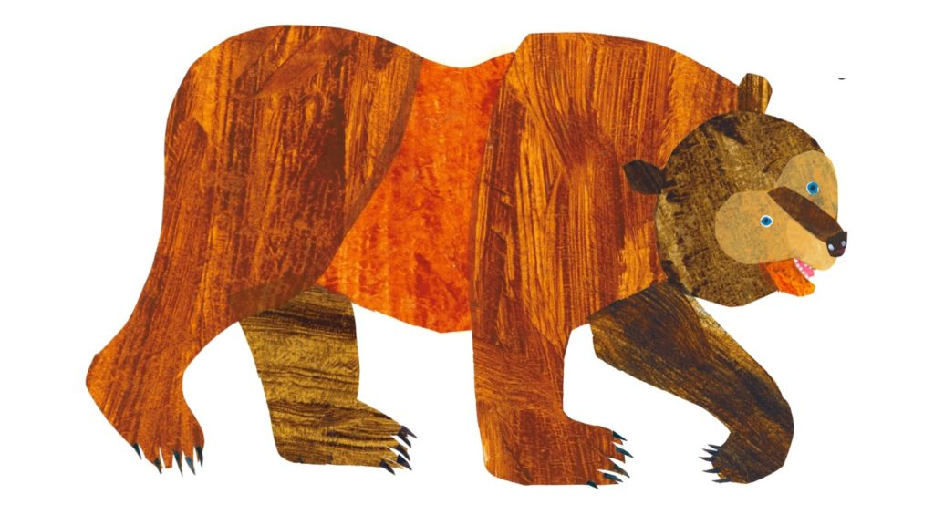 """A Parent's Perspective: """"Brown Bear, Brown Bear, What Do You See?"""""""
