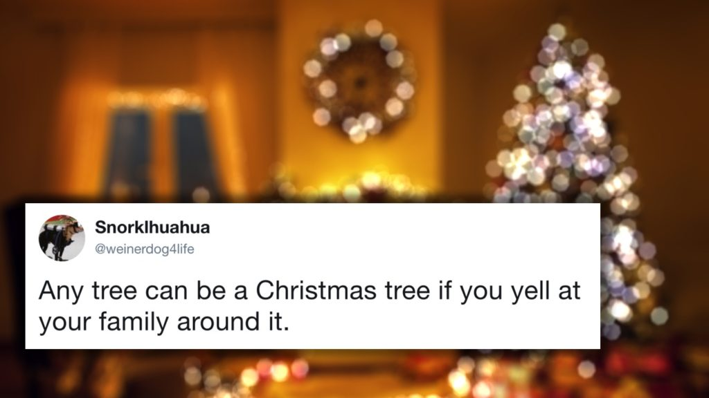 10 Tweets About The Savagery Of Christmas