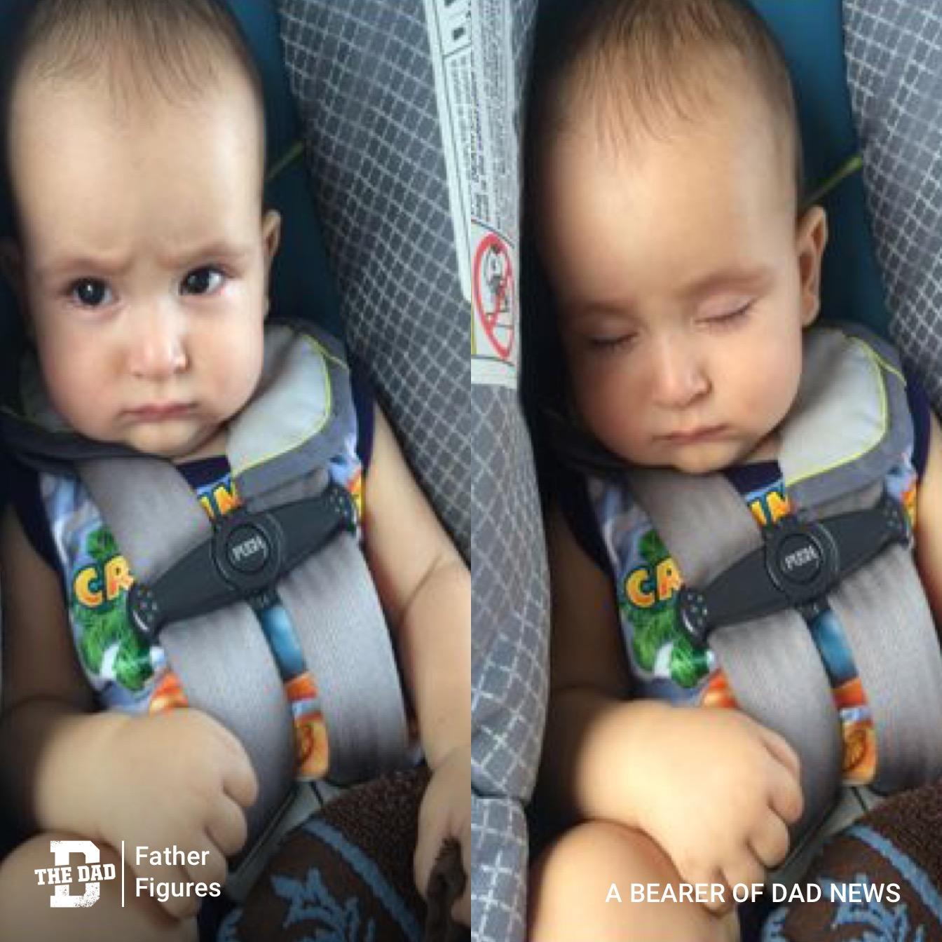 Father Figures: Meltdown Comparisons