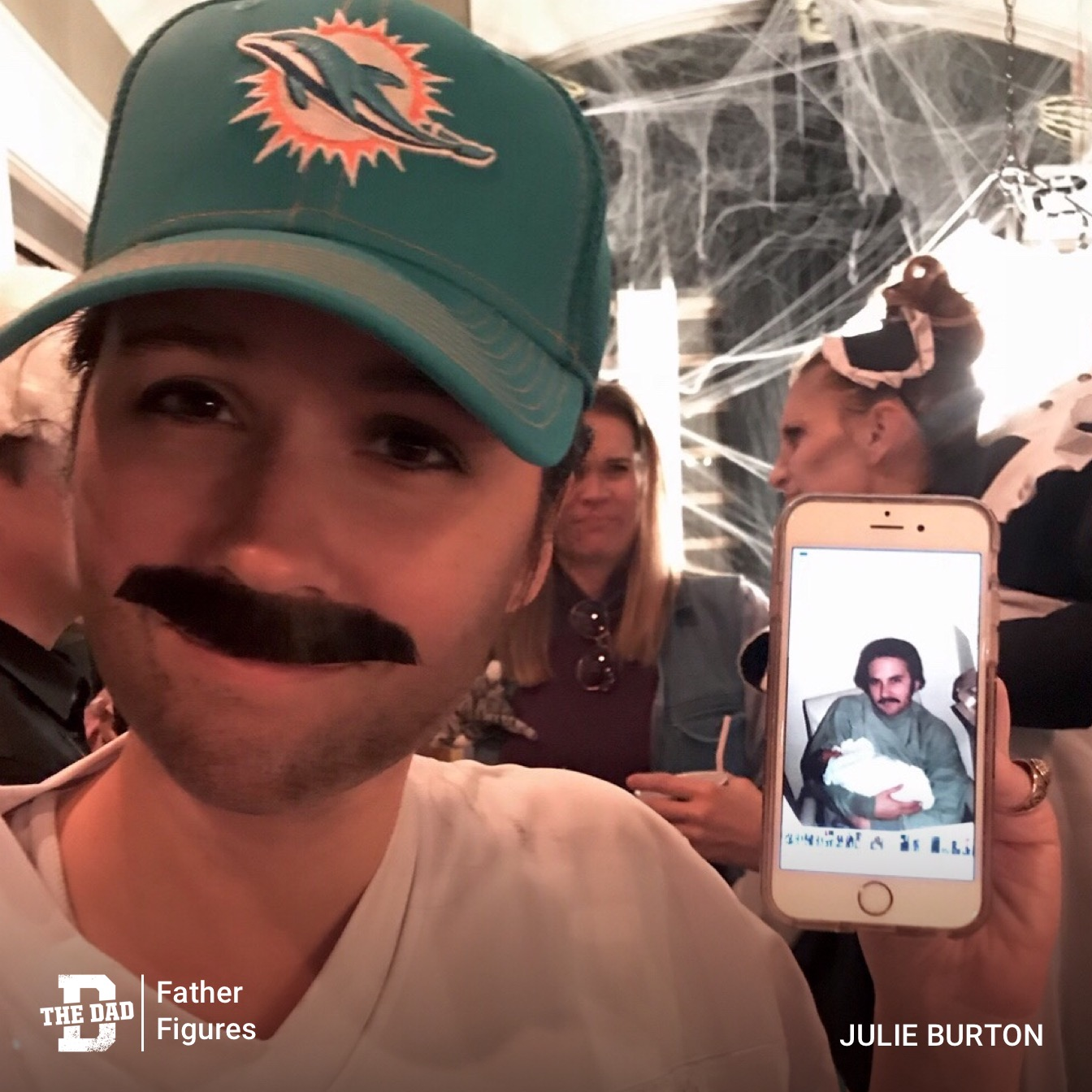 Father Figures: Laces Out