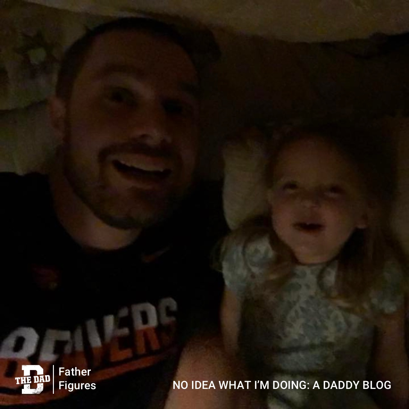 Father Figures: The Importance Of Fort Building