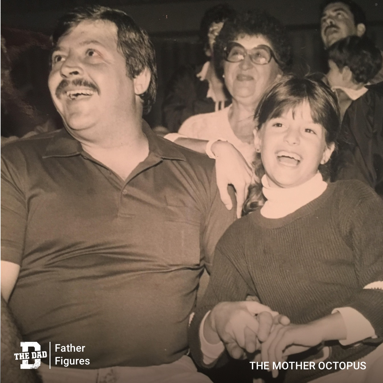Father Figures: How We Stay Funny