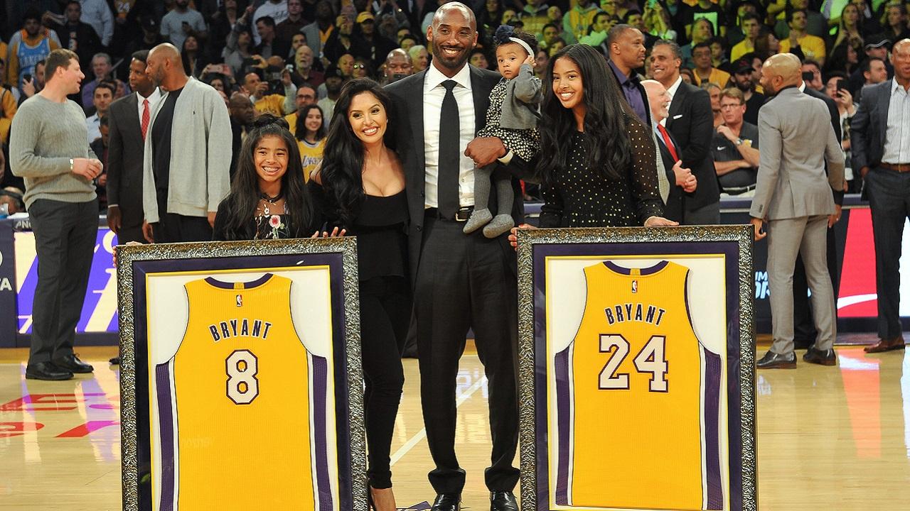Photographer Shares Favorite Shots of Kobe Bryant To Honor Mamba's Jersey Retirements