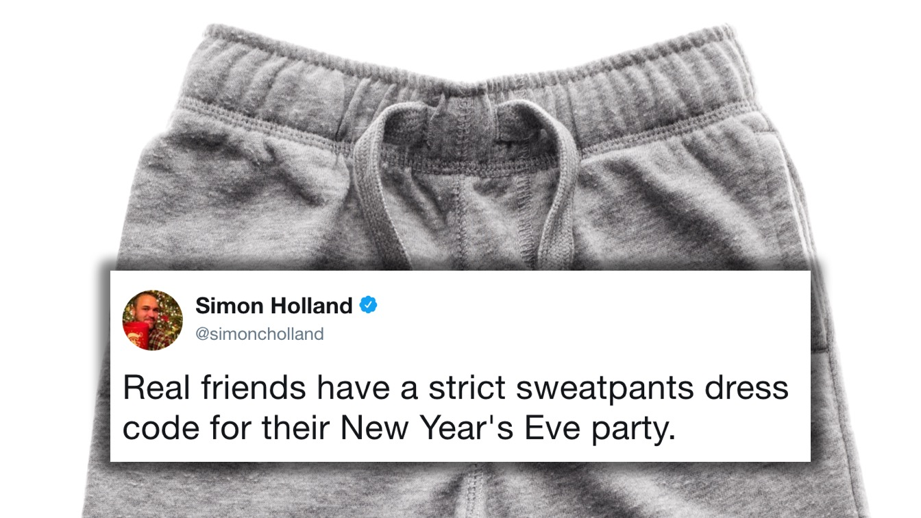 9 New Year's Tweets by Parents