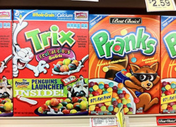 14 Generic Grocery Brands Sure To Bring Shame To Your Family