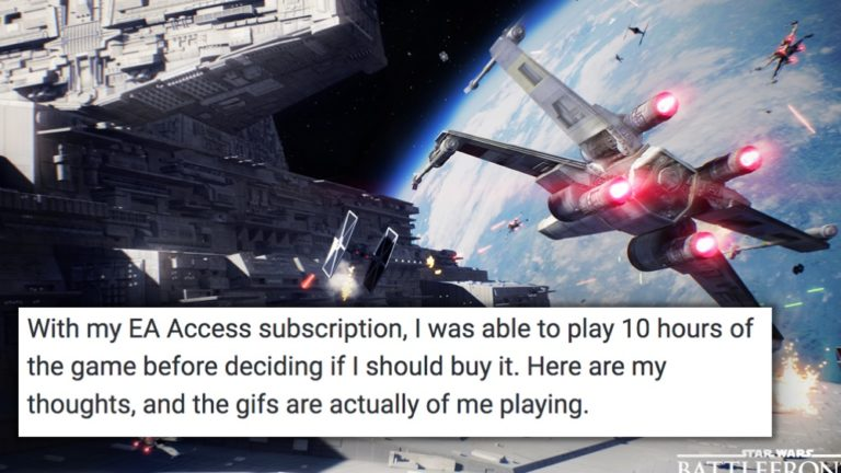 Casual Gamer Reviews: Star Wars Battlefront II
