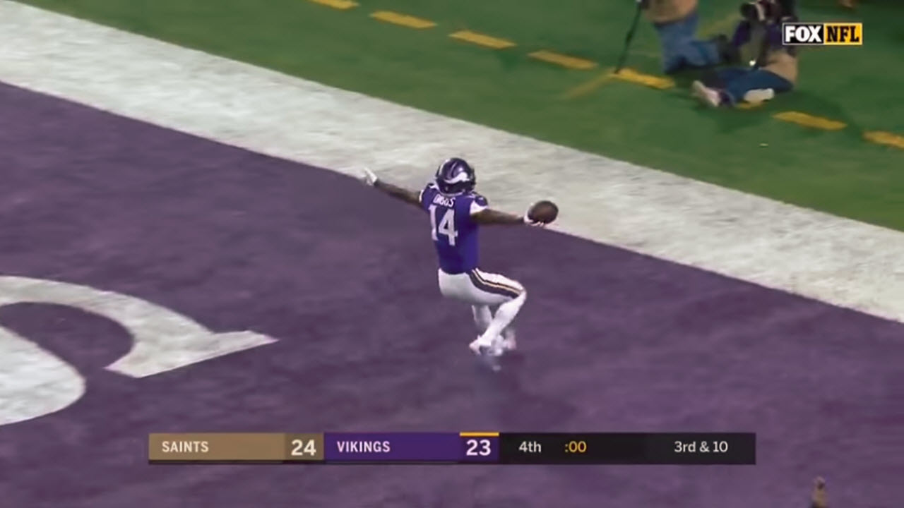 Apple Watches Thought Vikings Fans Were Dying During Minneapolis Miracle