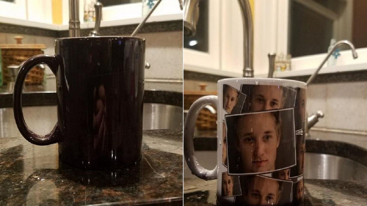 Brother Burns Brother With Savage Coffee Mug