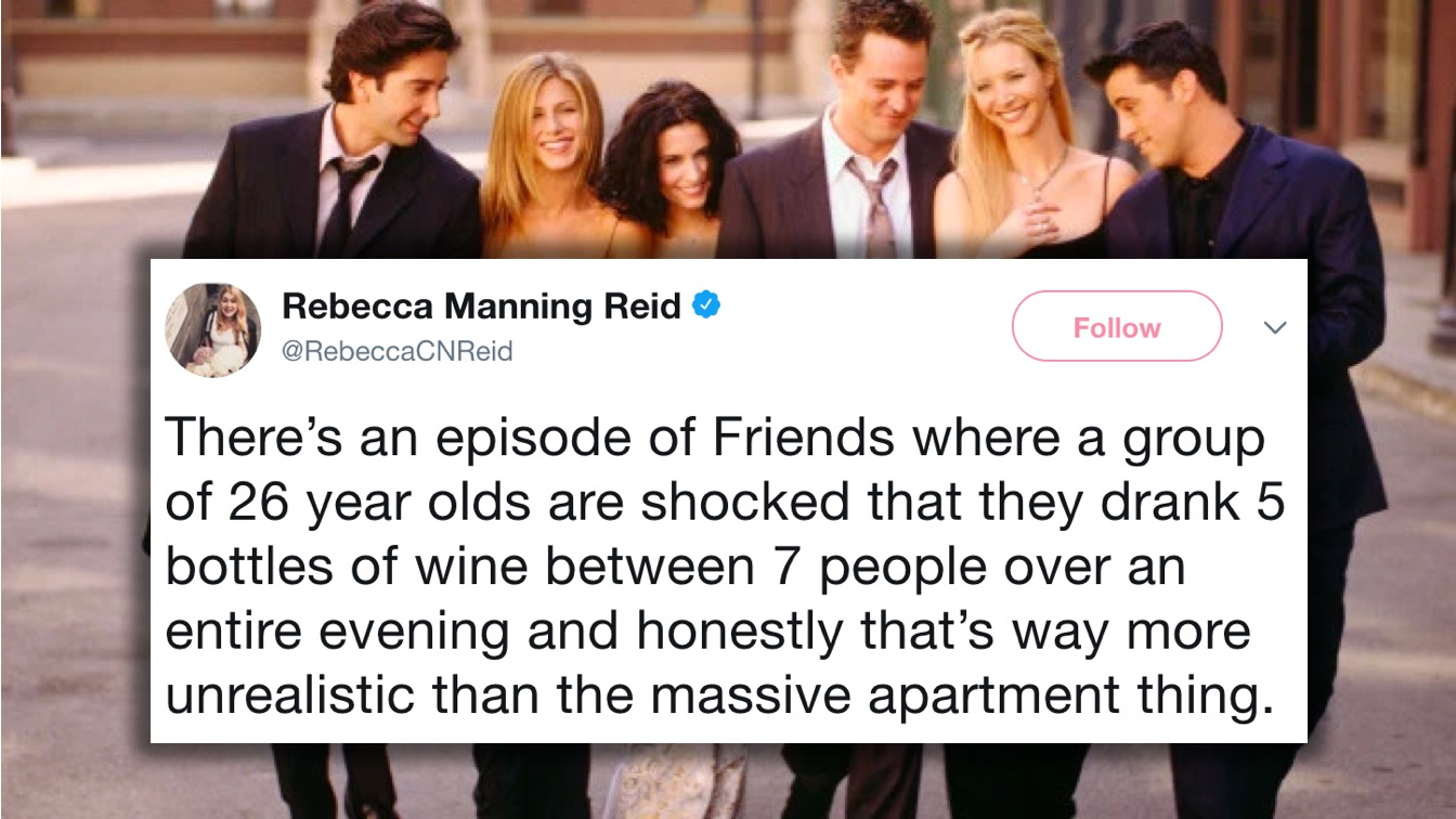 People Are Watching 'Friends' For The First Time And They Have Some Issues
