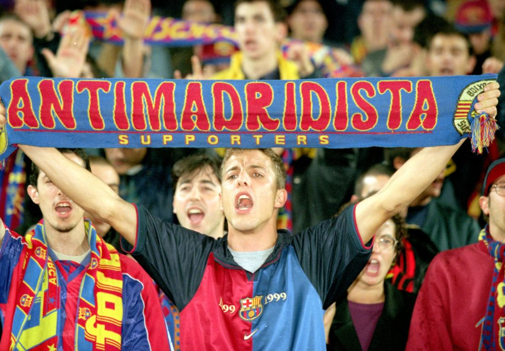 Great Sporting Rivalries: Barcelona vs Real Madrid