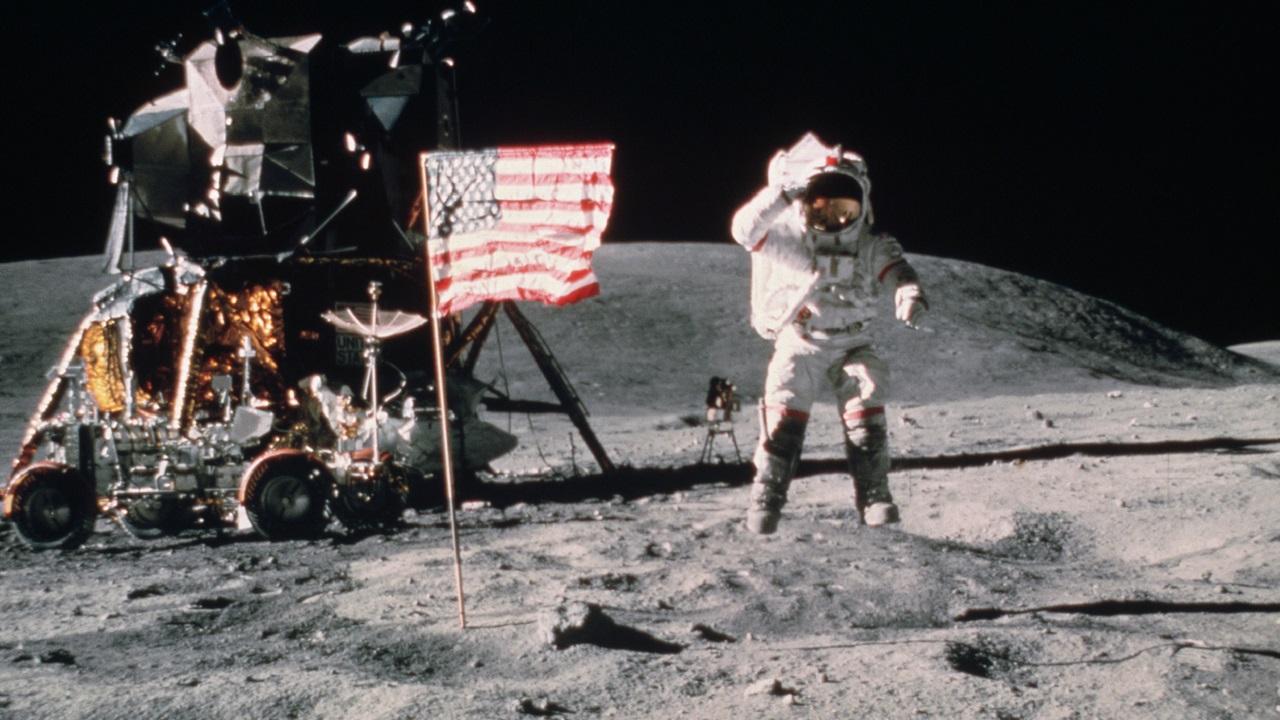 NASA Badass Smuggled Sandwich Into Space