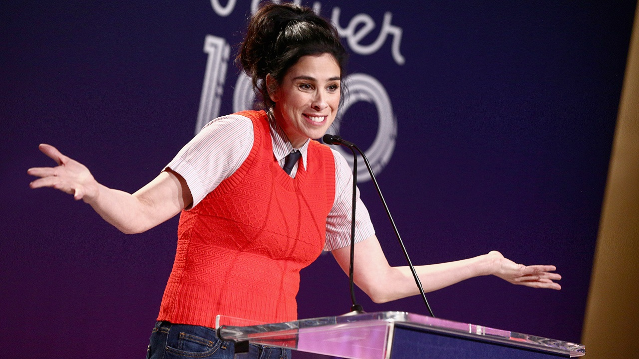 Sarah Silverman Shows Amazing Compassion In Defusing Troll