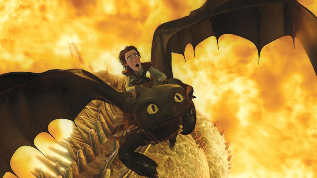 Screentime: How To Train Your Dragon To Go To War