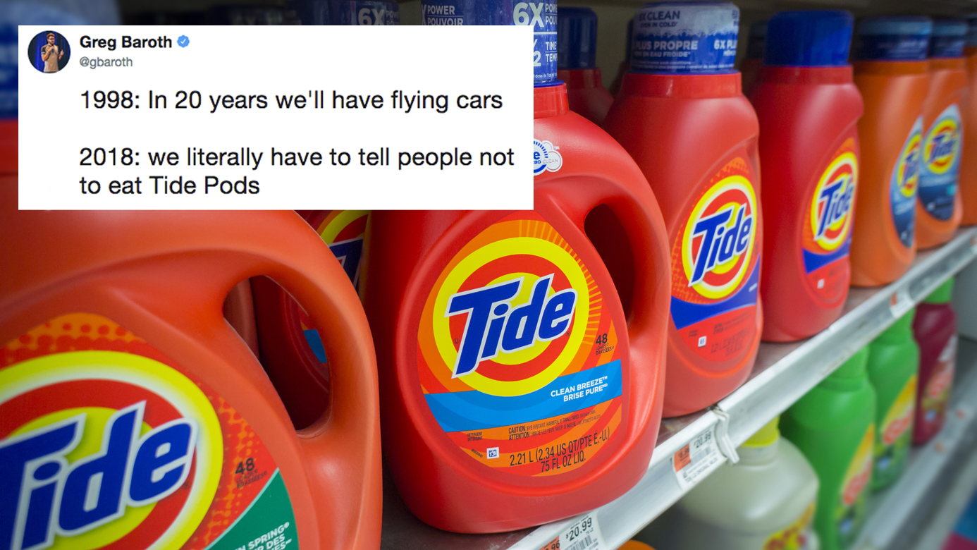 12 amazing tide pod tweets that you ll want to devour