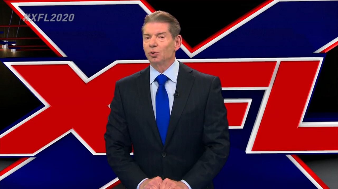 Vince McMahon Is Bringing The XFL Back In 2020