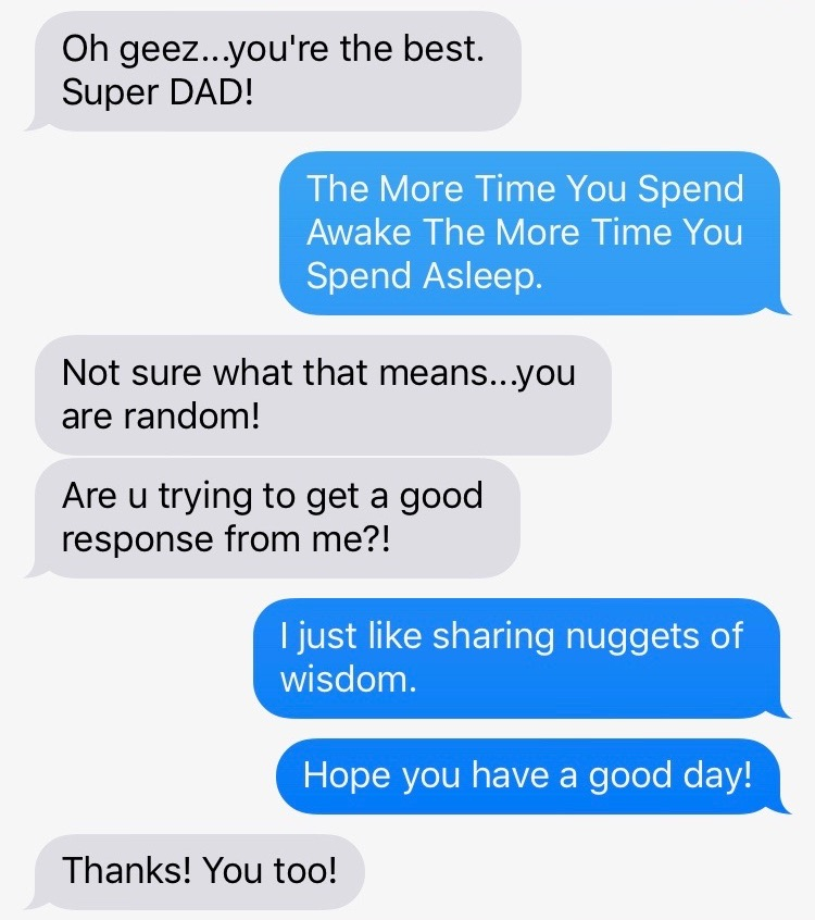 I Randomly Texted My Wife Jaden Smith Tweets For Nearly Two