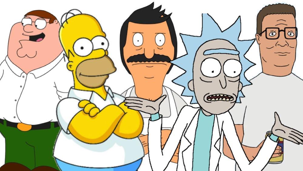QUIZ: Which Cartoon Dad Are You?