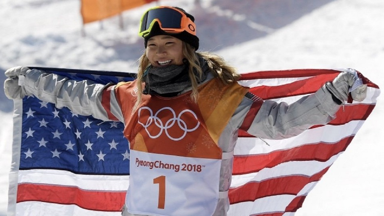 17-year-old Chloe Kim Lands Gold In Very First Olympic Run