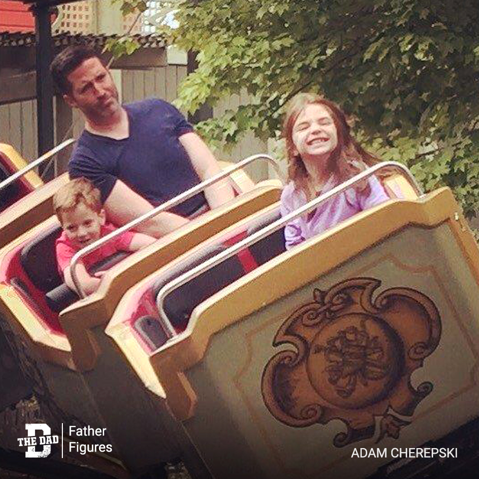 Father Figures: Roller Coaster Ride