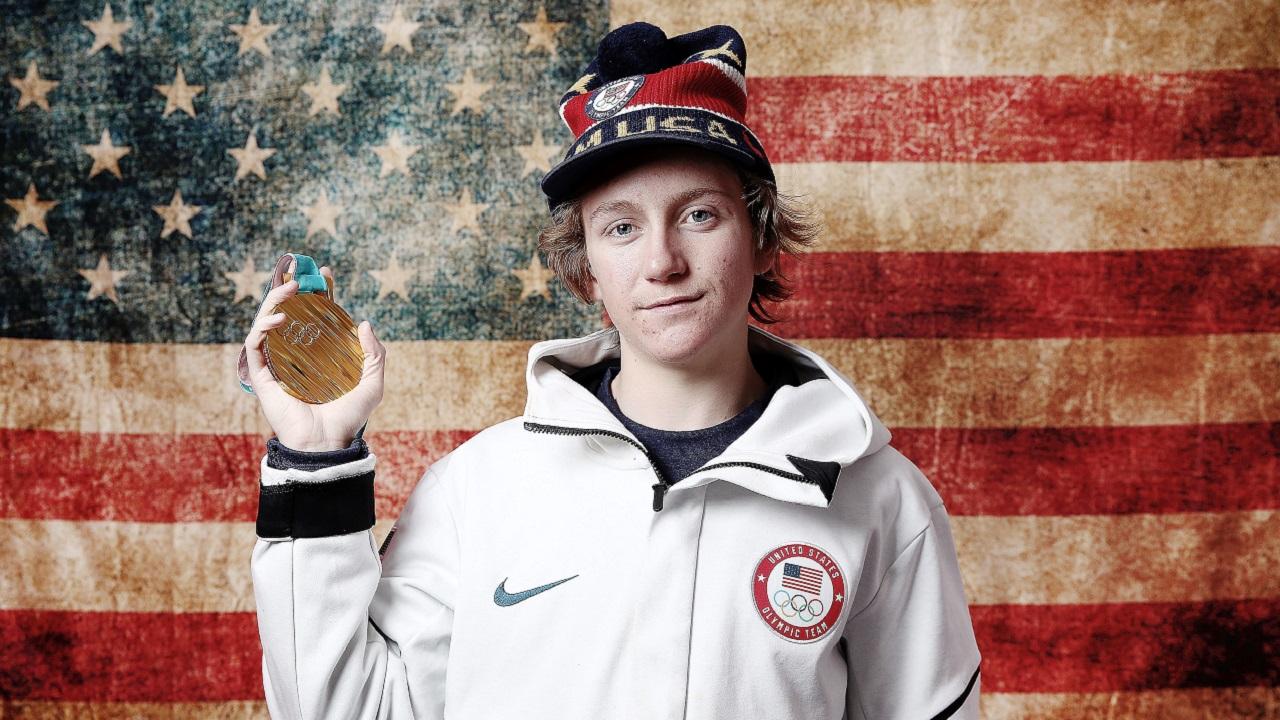 Teen Snowboarder Oversleeps, Still Wins Gold, Hearts
