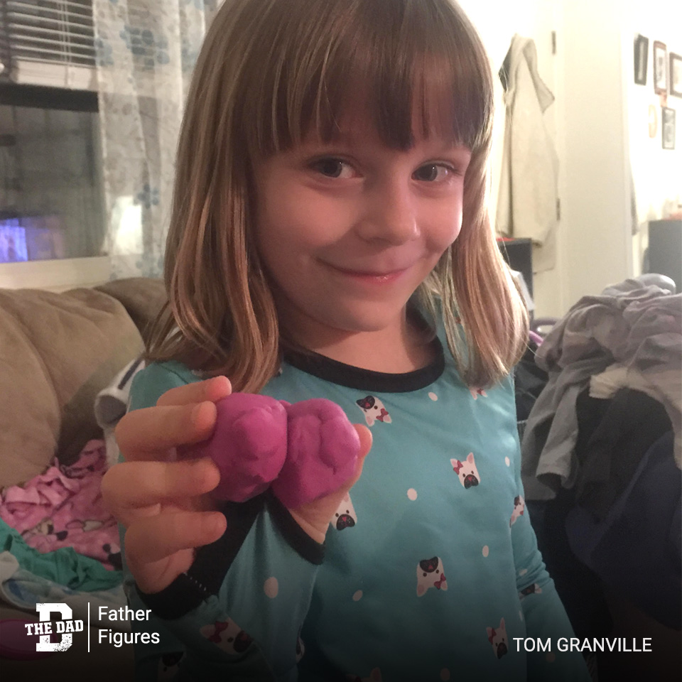 Father Figures: Play-DOH!