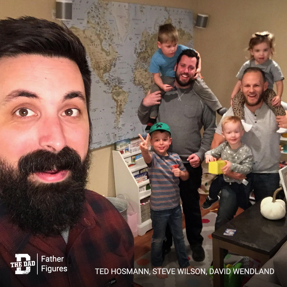 Father Figures: Dads Night