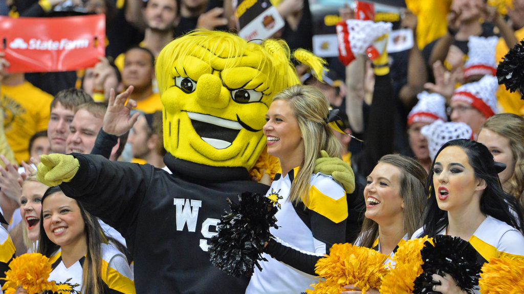 QUIZ: Which Creepy College Basketball Mascot Are You?
