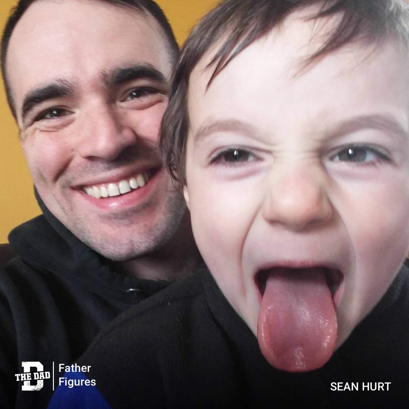 father figures, lying, dishonest, blue tongue, honesty, truth, parenting tip, parenting hack