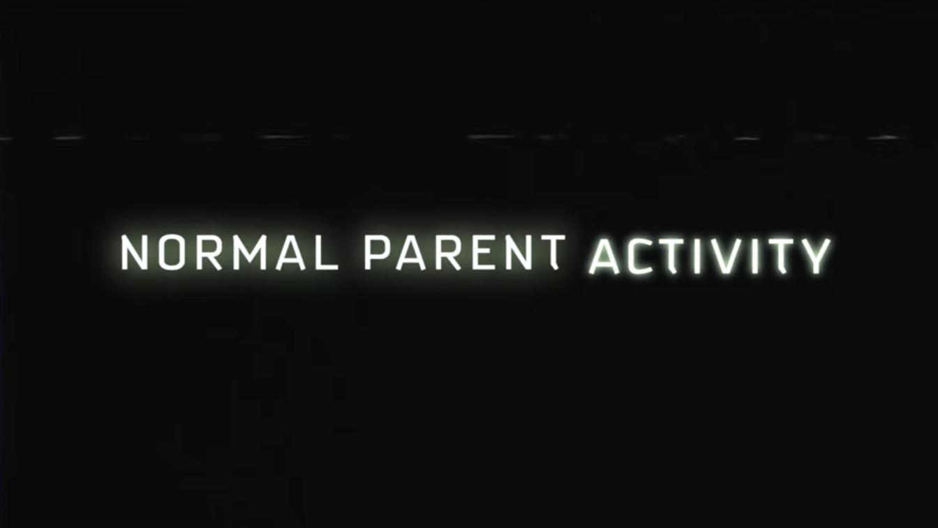 Normal Parent Activity
