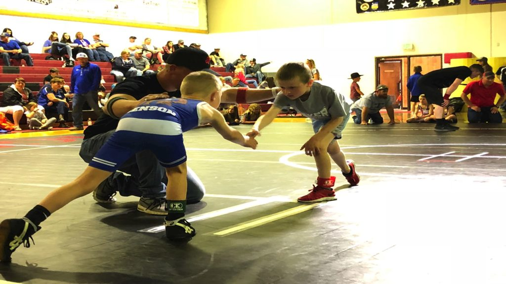 What Wrestling Taught Me About Being A Daddy, Dad, And Father