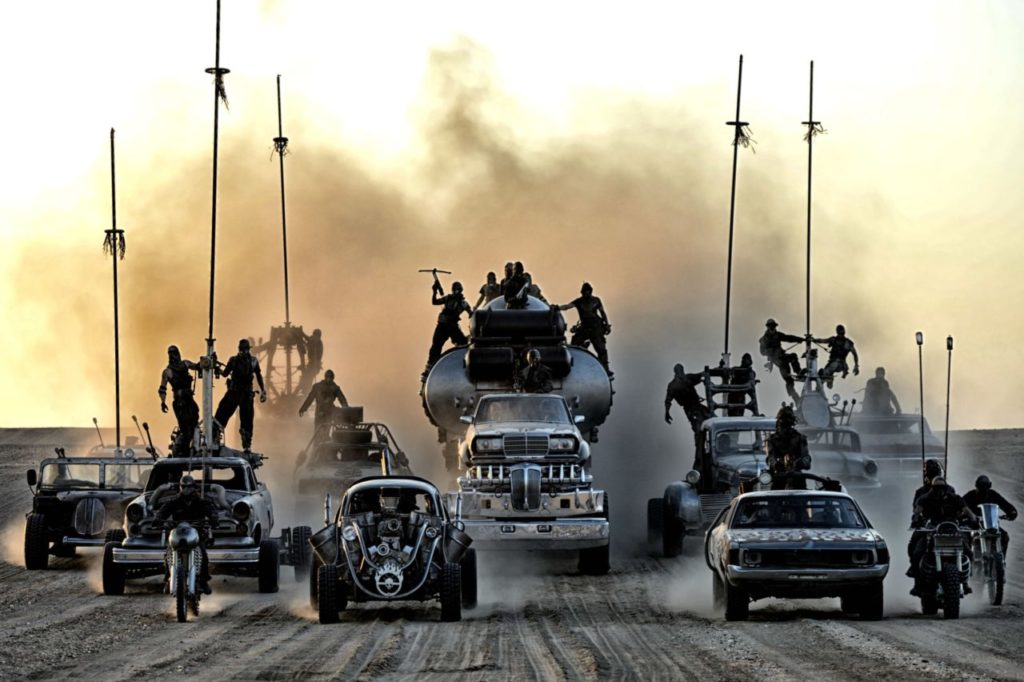 Mad Max Furiosa Prequel Speeds Ahead With Chris Hemsworth and Anya Taylor-Joy