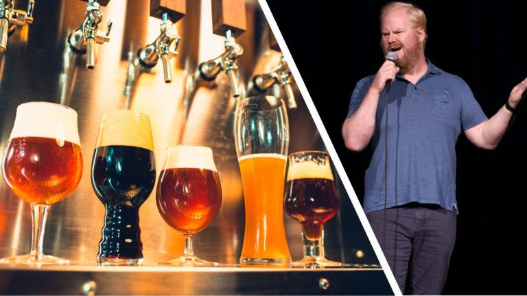 Jim Gaffigan Has Something to Say About Beer