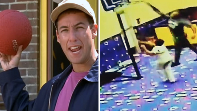 Real Life Billy Madison Savagely Dunks on Daycare Kids