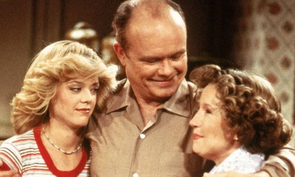 Dad Grades: Red Forman from That '70s Show