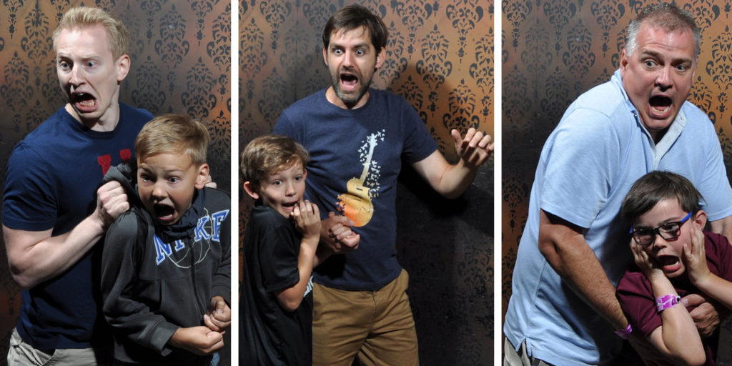 20 Most Frightened Fathers From Nightmares Fear Factory