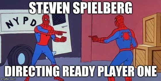 Spider-Man Spielberg