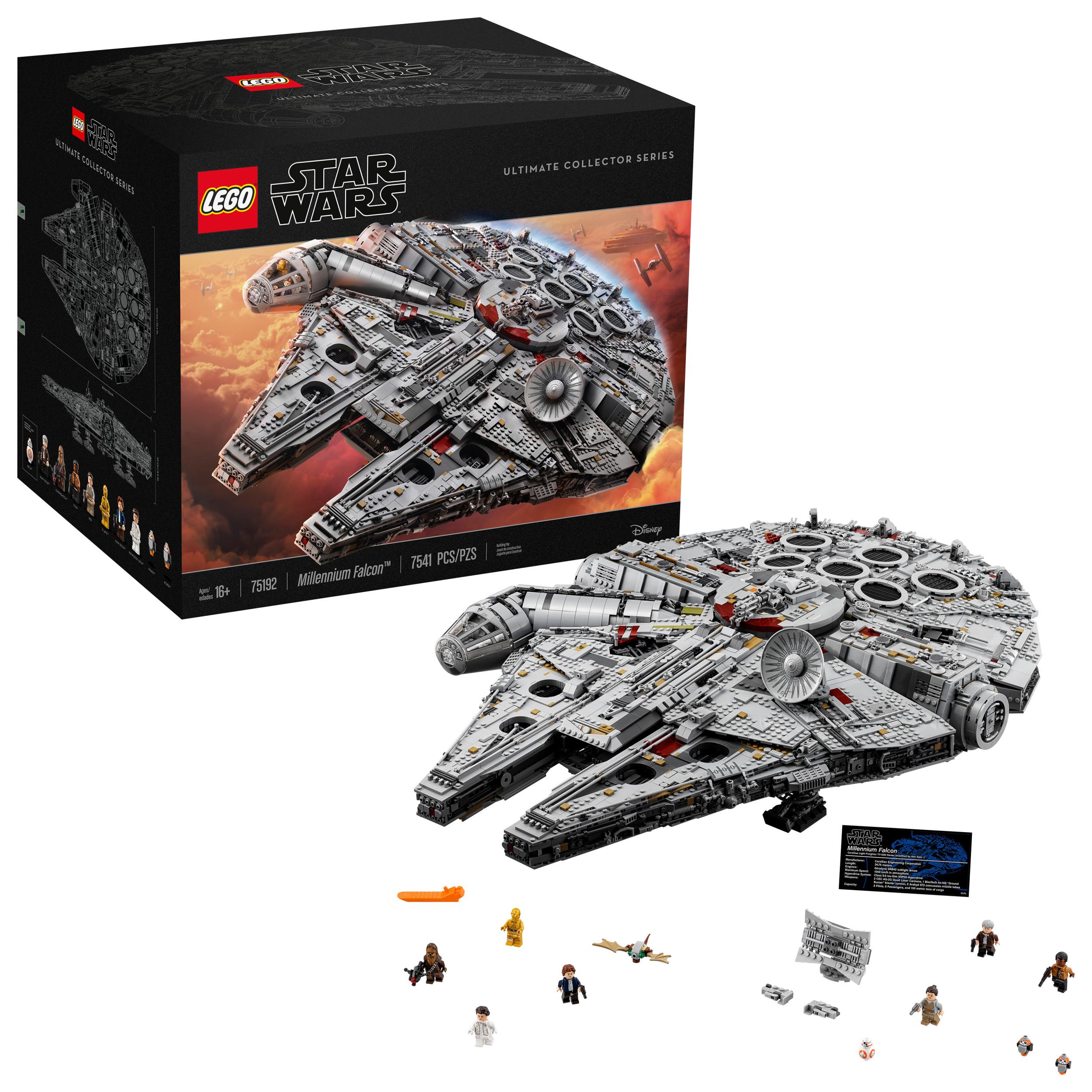 LegoFalcon
