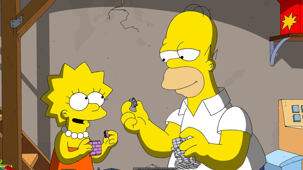 Dad Grades: Homer Simpson From The Simpsons