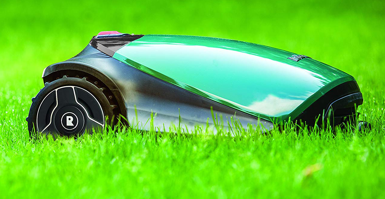Robot Lawnmowers Are Here and the Fight For The Future Starts Now